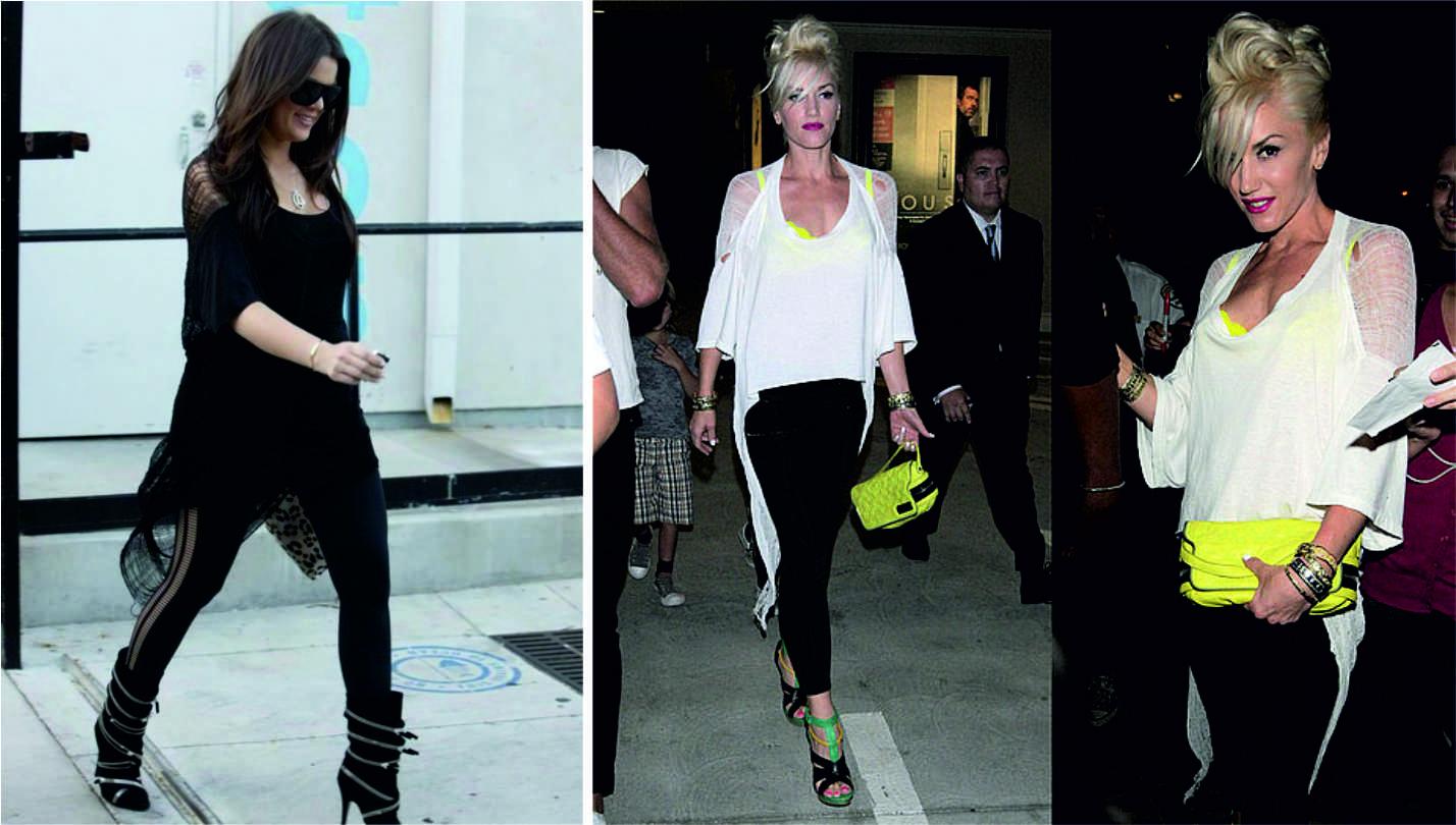 Khloe Kardashian Gwen Stefani