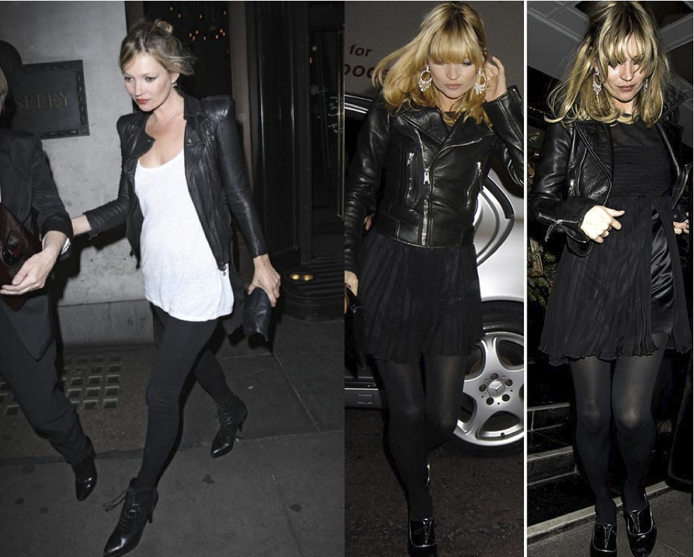 kate moss leather jackets