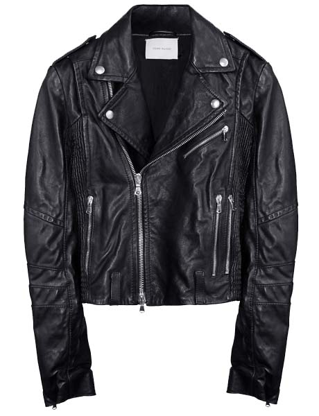 Leather jackets are timeless - Reb'l Soul
