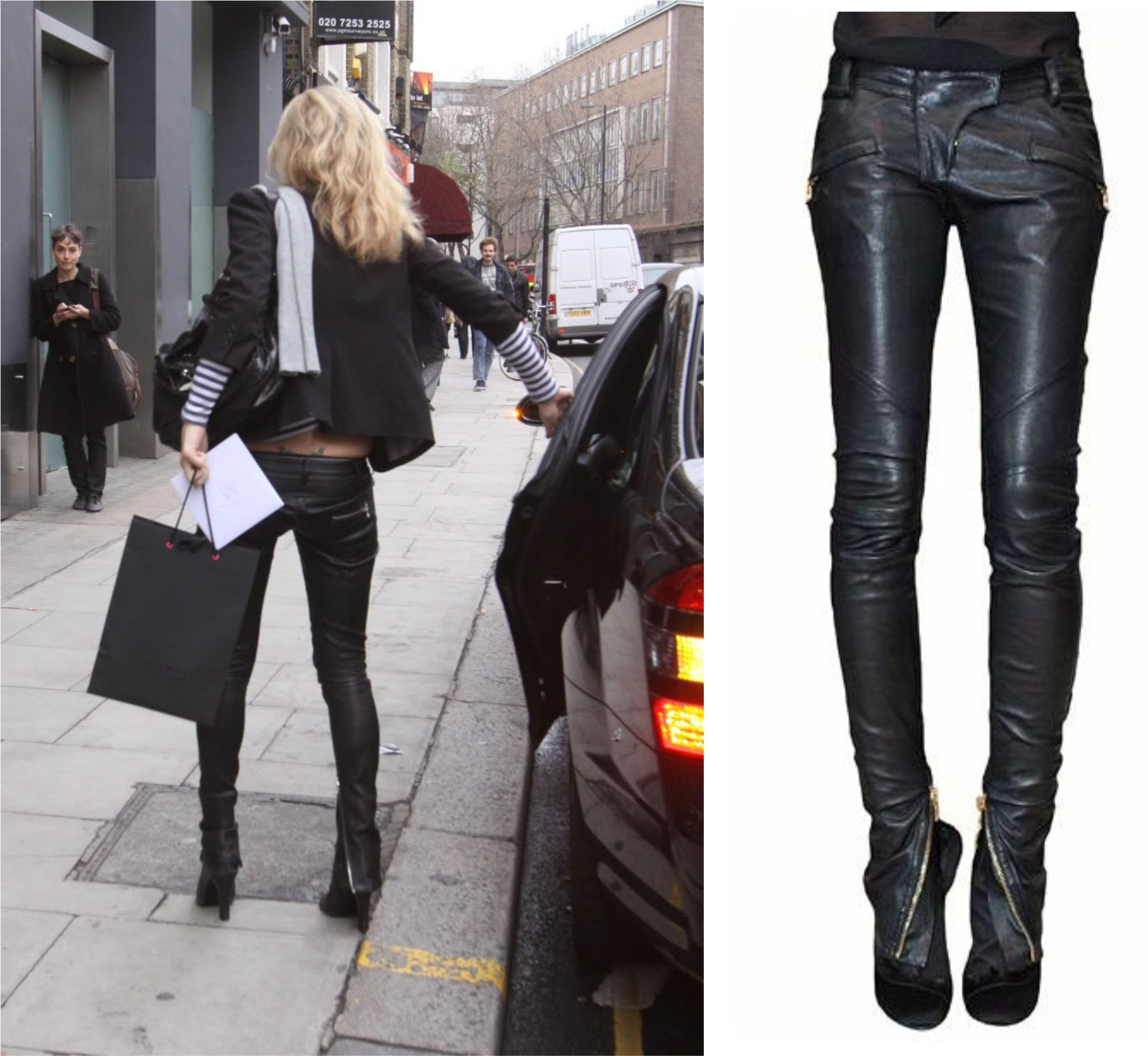 Unique At Balmain, Rihanna Causes  Or At Least Urban AmazoniansCargo Pants Become Essential Trousers, Jackets Worn Short And Puffedout, Parkas Worked With Sliding Zips Tops Possess Super Elaborate Laps Leather Is Everywhere, A